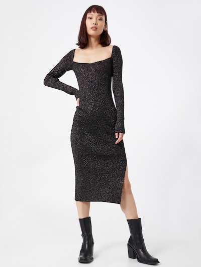 DIESEL Kleid 'AMETRINE' in schwarz, Modelansicht
