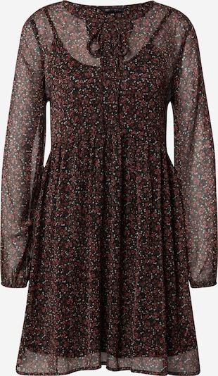 ONLY Robe 'Vonna' en mélange de couleurs / noir, Vue avec produit