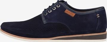Chaussure à lacets Marc Shoes en bleu