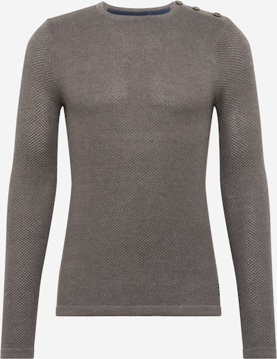 BLEND Sweater in Taupe, Item view