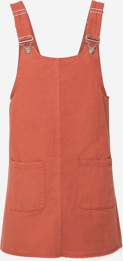 24COLOURS Vestido en marrón rojizo, Vista del producto