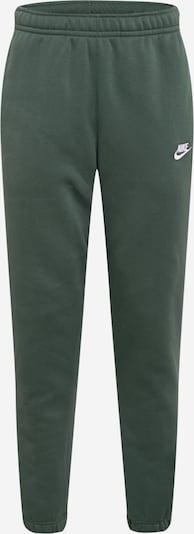 Nike Sportswear Jogginghose in dunkelgrün, Produktansicht