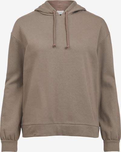 VILA Sweatshirt 'Rustie' in taupe, Produktansicht