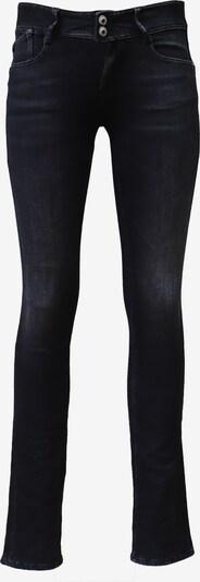 Le Temps Des Cerises Jeanshose 'PULPREG' in schwarz, Produktansicht