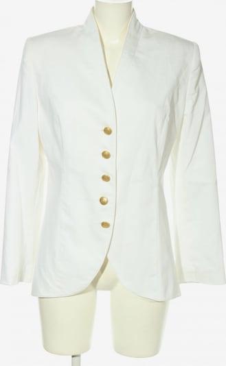 POMPÖÖS Kurz-Blazer in L in weiß, Produktansicht