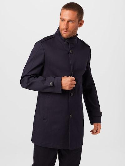 Demisezoninis paltas 'SCALE' iš CINQUE, spalva – tamsiai mėlyna, Modelio vaizdas