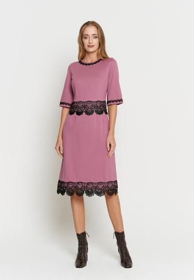 Madam-T Kleid 'Sophiko' in pink, Modelansicht