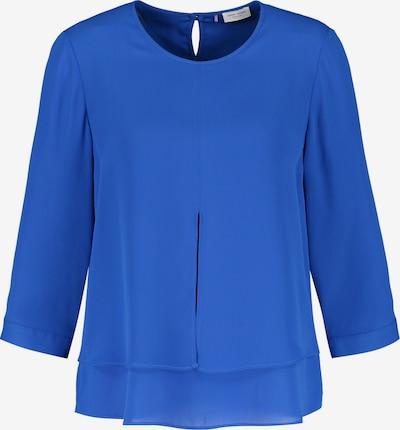 GERRY WEBER 3/4 Arm Bluse in blau, Produktansicht