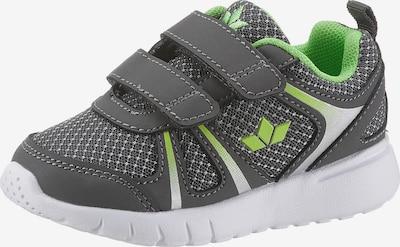 LICO Sneaker in basaltgrau / limette, Produktansicht