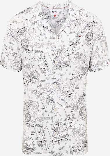 Tommy Jeans Paita 'MIAMI' värissä laivastonsininen / punainen / valkoinen: Näkymä edestä