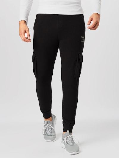 Sportinės kelnės 'TALIA' iš Hummel , spalva - juoda: Vaizdas iš priekio