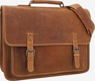 Gusti Leder Messenger Bag 'Gusti Leder Elmar' in braun, Produktansicht