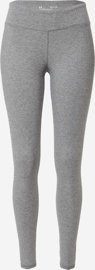 UNDER ARMOUR Športne hlače   pegasto siva / črna barva, Prikaz izdelka