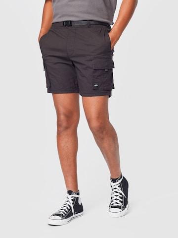 HOLLISTER Klapptaskutega püksid, värv must