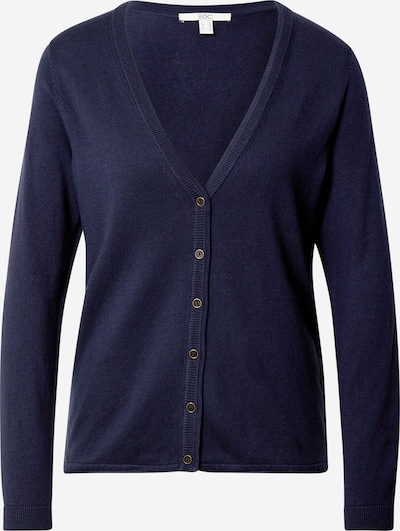 EDC BY ESPRIT Strickjacke in navy, Produktansicht