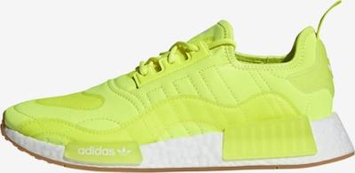 ADIDAS ORIGINALS Sneaker 'NMD_R1' in neongelb / weiß, Produktansicht