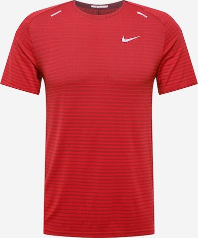 NIKE Koszulka funkcyjna w kolorze czerwonym, Podgląd produktu