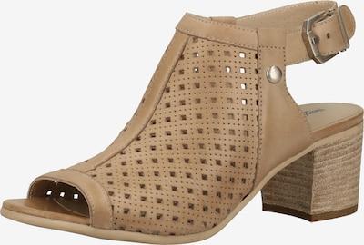 Nero Giardini Sandalen in hellbraun, Produktansicht