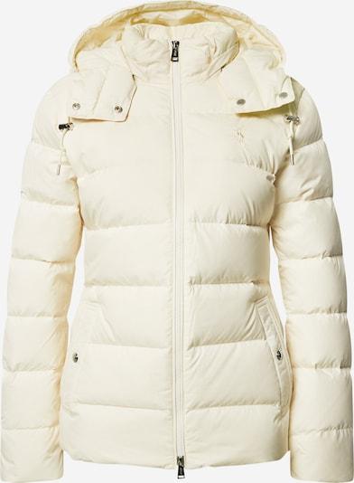 POLO RALPH LAUREN Zimska jakna | kremna barva, Prikaz izdelka