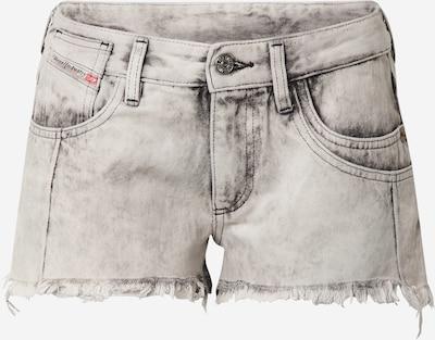 DIESEL Jean 'BATY' en gris denim, Vue avec produit
