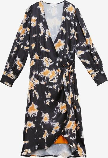Zibi London Kleid 'Vania' in hellbeige / schwarz / weiß, Produktansicht