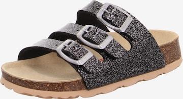 SUPERFIT Sandaal, värv must