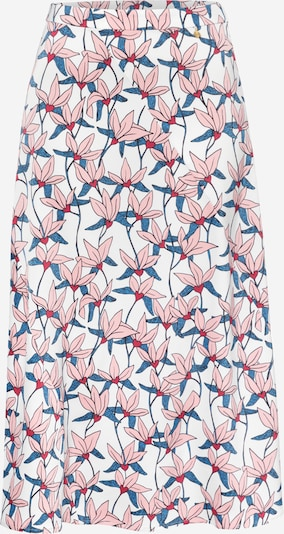 Fabienne Chapot Skirt 'Claire' in Sky blue / Pink / Grenadine / White, Item view