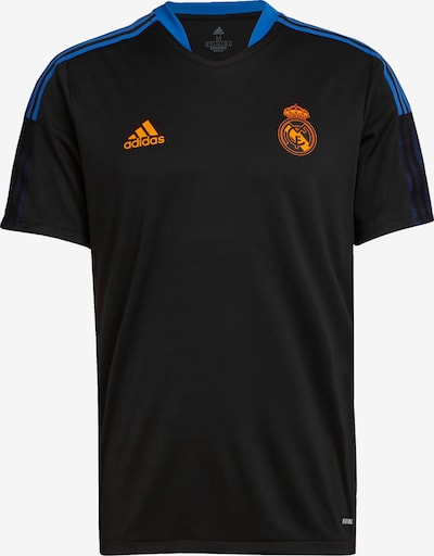 ADIDAS PERFORMANCE Tricot 'Real Madrid' in de kleur Royal blue/koningsblauw / Sinaasappel / Zwart, Productweergave