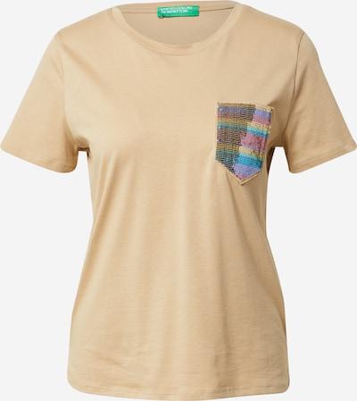 UNITED COLORS OF BENETTON Paita värissä beige / sekavärit, Tuotenäkymä