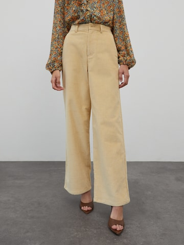 EDITED Pants 'Jenny' in Yellow