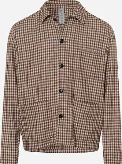 Baldessarini Overhemd 'Bruno' in de kleur Beige / Bruin, Productweergave