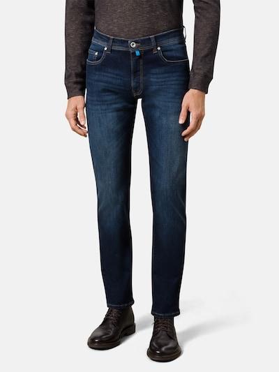 PIERRE CARDIN Jeans 'Lyon' in dunkelblau, Modelansicht