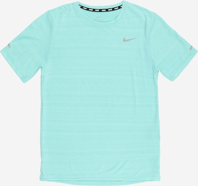 NIKE Sporta krekls 'Miler' nefrīta, Preces skats
