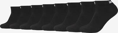 SKECHERS Sneakersocken San Diego im 8er Pack in schwarz, Produktansicht