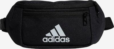 ADIDAS PERFORMANCE Sportgürteltasche in schwarz / weiß, Produktansicht