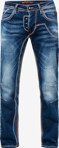 Rusty Neal Jeans 'RUBEN 43' in Blau