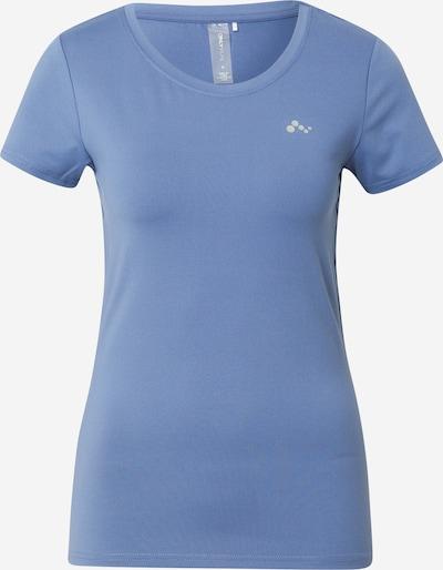 ONLY PLAY Functioneel shirt 'Clarissa' in de kleur Smoky blue / Zilvergrijs, Productweergave