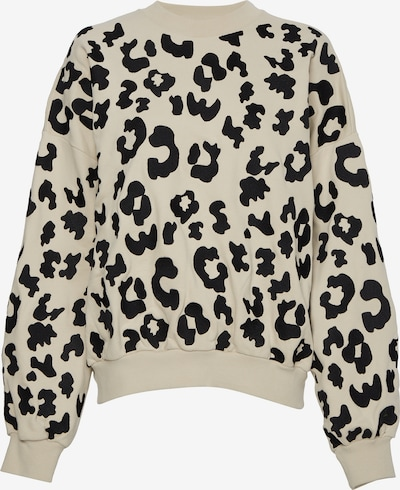 ZOE KARSSEN Sweatshirt in de kleur Beige / Zwart, Productweergave
