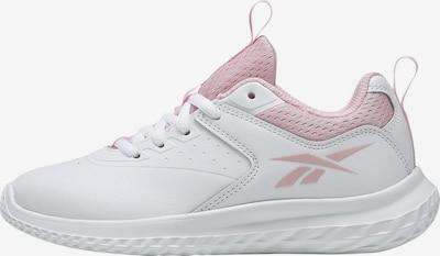 Reebok Sport Chaussure de sport en rose ancienne / blanc, Vue avec produit