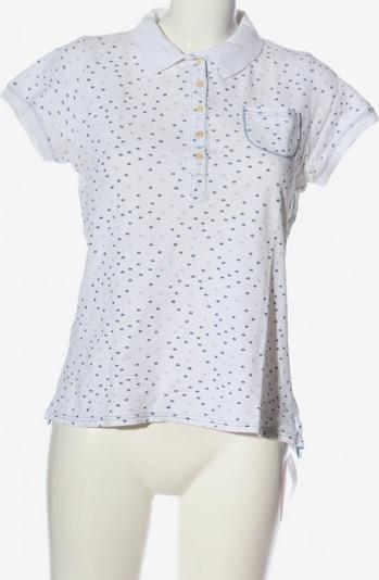 Marc O'Polo Polo-Shirt in L in blau / weiß, Produktansicht