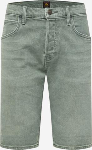 Lee Shorts in Grün