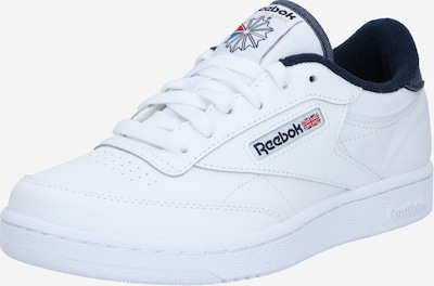 Sneaker 'Club C 85' Reebok Classic di colore blu scuro / bianco, Visualizzazione prodotti