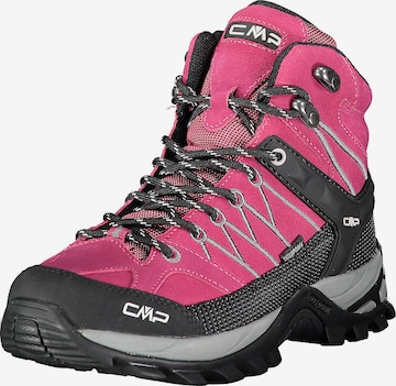 CMP Boots 'Rigel Mid' in Pink