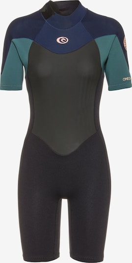 RIP CURL Active Swimsuit 'OMEGA' in Dark blue / Anthracite / Petrol, Item view