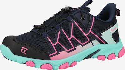 Kastinger Wanderschuhe in dunkelblau / pink / schwarz, Produktansicht