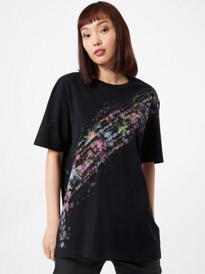 DIESEL Majica u miks boja / crna, Prikaz modela