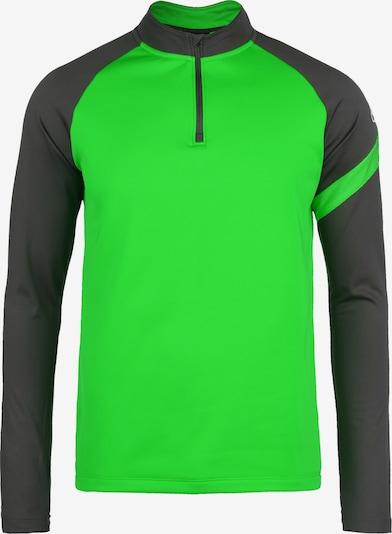 NIKE Funktionsshirt 'Dry Academy Pro' in neongrün / schwarz, Produktansicht