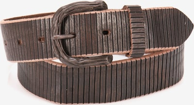 BA98 Ledergürtel in braun, Produktansicht