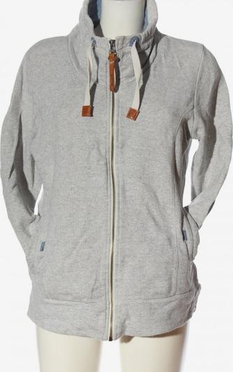 BENCH Sweatshirt in M in hellgrau, Produktansicht