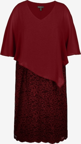 Robe de soirée Ulla Popken en rouge